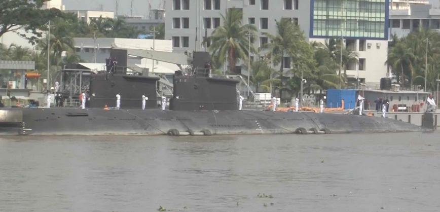 孟战机升空欢迎 中国海军编队抵孟加拉国友好访问