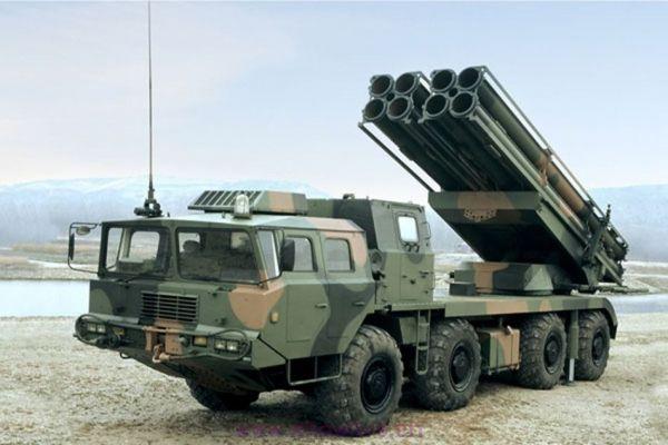 外媒:马来西亚或采购12套中国火箭炮 新加坡不安