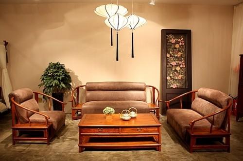 中式新古典家具特点_新中式家具市场如何-新中式家具的现状分析 _汇潮装饰网