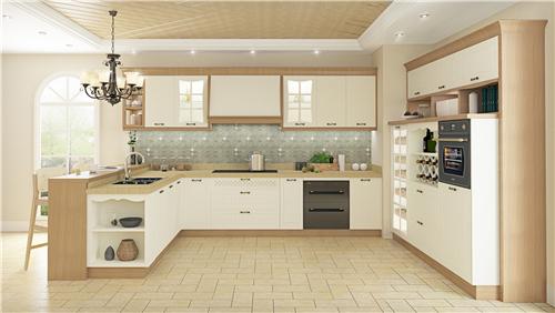 箭牌櫥柜:如何設計布局u字型和島型廚房