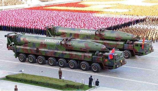 特朗普要对朝鲜亮剑?议员警告:战争即地狱