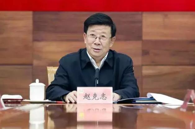 催英魁与赵克志_这位刚刚履新的副国级领导 系青岛人_青岛频道_凤凰网
