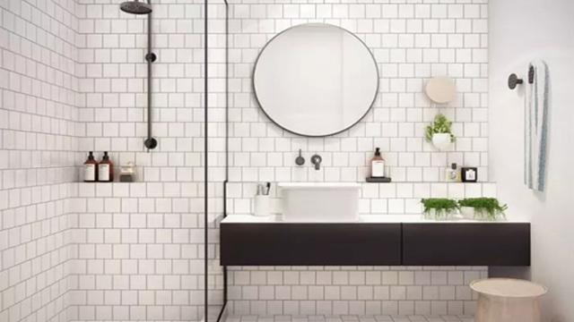 5分钟弄懂干湿分离 原来卫生间还能这样设计!