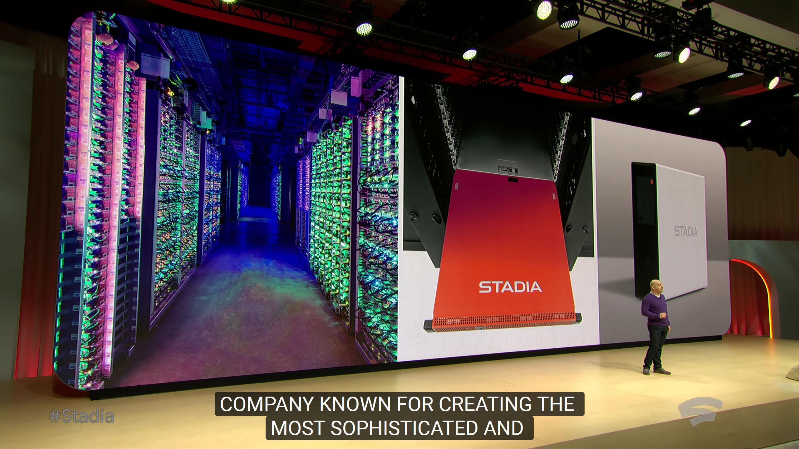 谷歌黑科技Stadia發布 開瀏覽器就能玩4K游戲