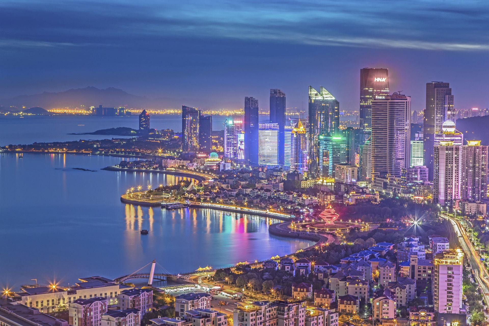 军事资讯_青岛:时尚元素相互交织 彰显国际城市风范_青岛频道_凤凰网