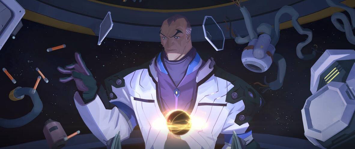 万力王_万力王?《守望先锋》第31位英雄西格玛可控制引力_凤凰网游戏