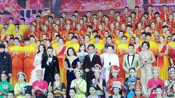 央視2017春節聯歡晚會主持人節目主持詞(直播版)獨家曝光圖片