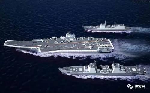 """中国最新国产航母_媒体:中国首艘国产航母将命名为""""山东""""?_凤凰军事"""