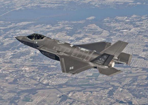 美智库:台湾买不起F-35 就算买了也不怎么管用