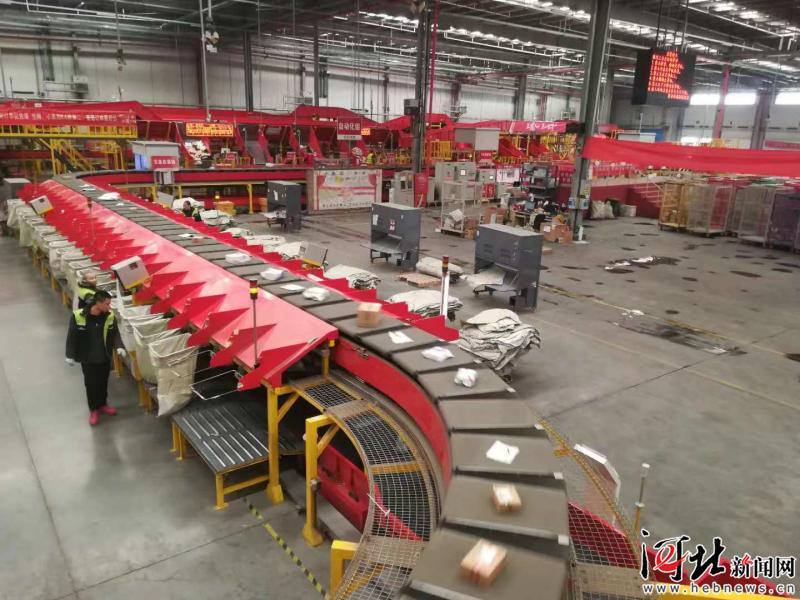 河北省將培育100家城鄉高效配送示范企業