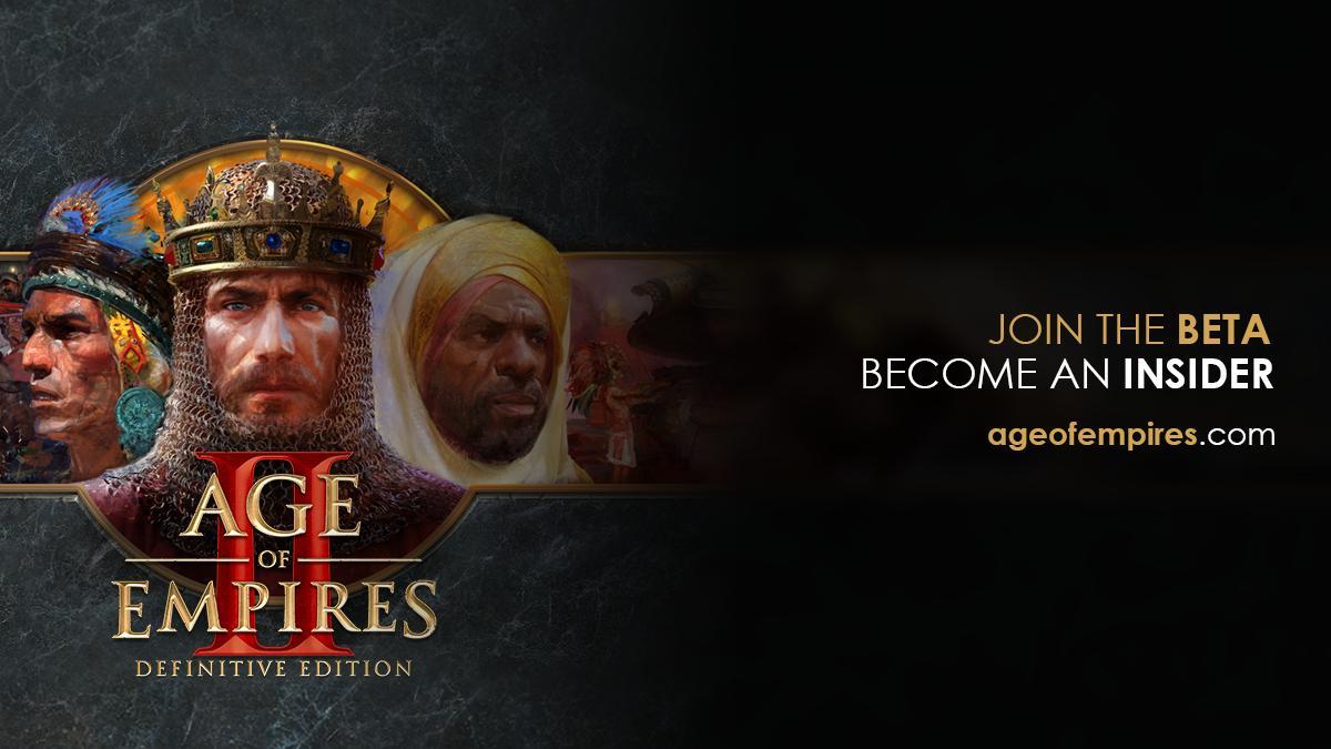 《帝國時代2:最終版》正式發布 Steam先行試玩 加入了新內容
