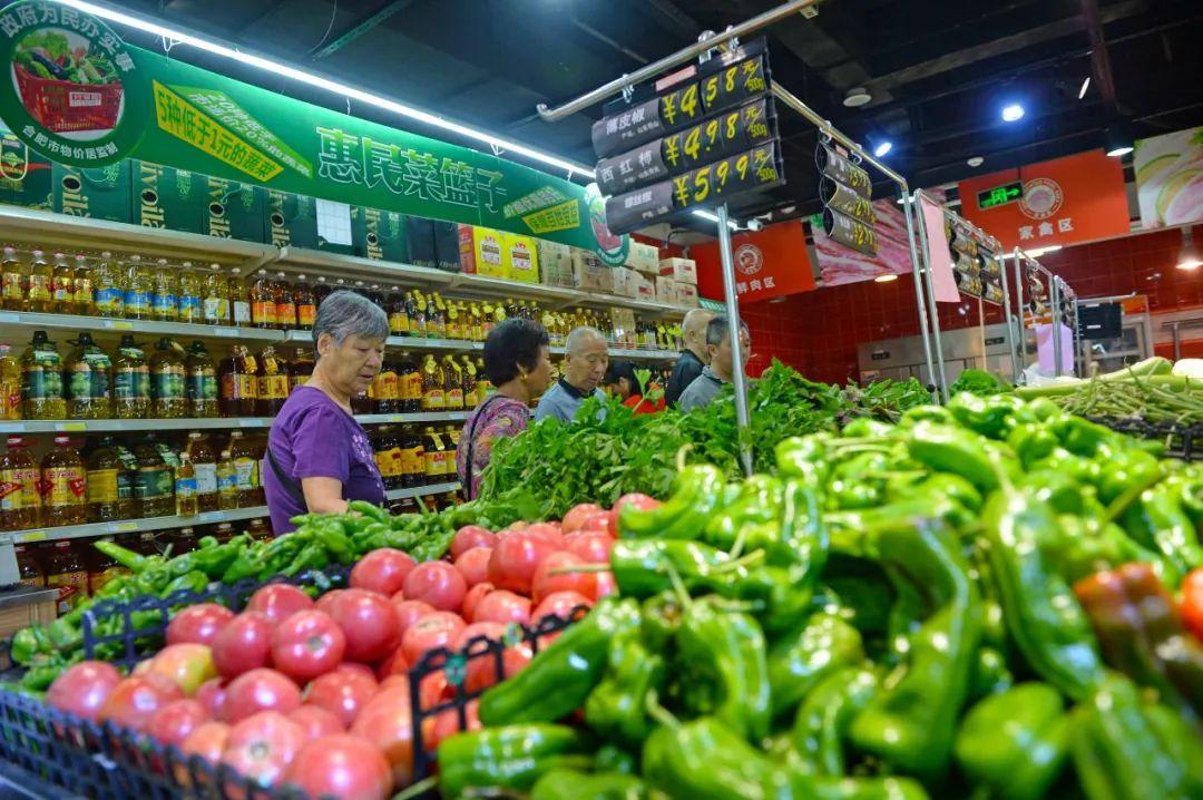 就在明天!合肥市民快來選購低于1元的蔬菜