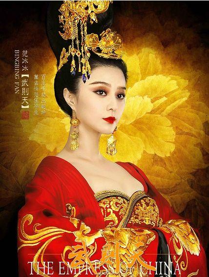 老版武则天三级片_熟悉刘晓庆版本的武则天.从小演到老,都很传神.