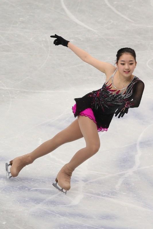 """花样滑冰中国选手_被樊振东赞""""第一可爱"""",日本网友为之痴迷,札幌她来了!"""