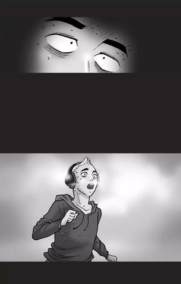 太平间_黄暴+惊悚:无声恐怖漫画(第六季)