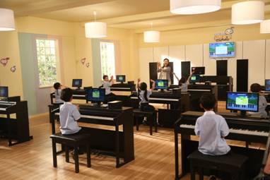 音乐资讯_机构展示|The ONE智能音乐教室_凤凰资讯