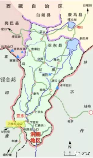 而印度,不丹,正好就是中国邻国中唯二没有与中国签订明确边界协议的国