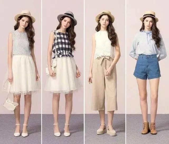 里风格服装_森女系服装搭配,装嫩就现在!
