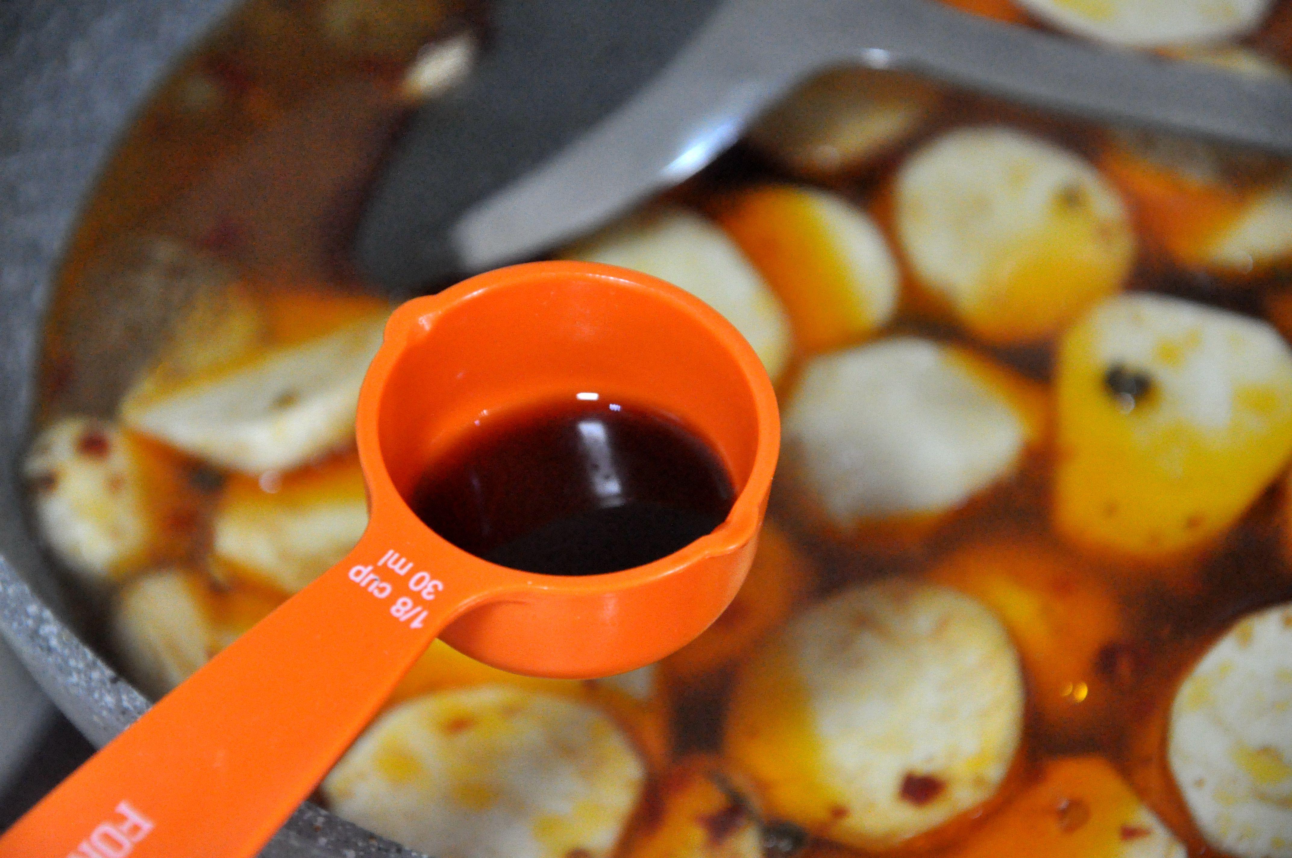 从小到大都爱的一道菜,推荐给素食的朋友,香糯入味,省时省力!