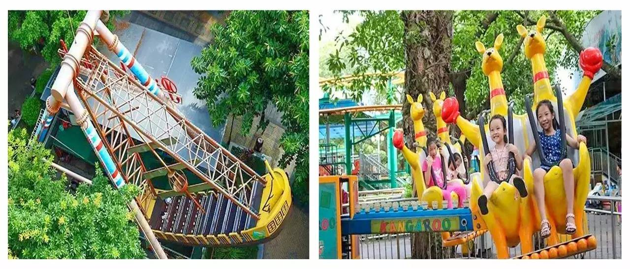 深圳东湖公园在_深圳东湖公园游乐场,下个月要关门了!曾经还是《美人鱼