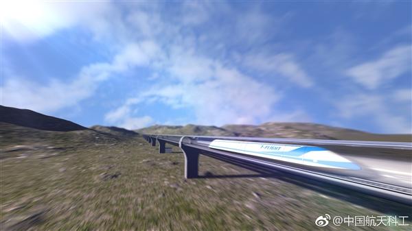 完爆高�F�w�C!中��研�l高速�w行列�:最高�r速4000公里
