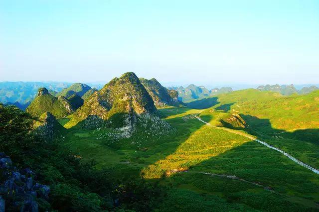 旅游丨国庆节贵州必游的7大景点,错过又要等一年!
