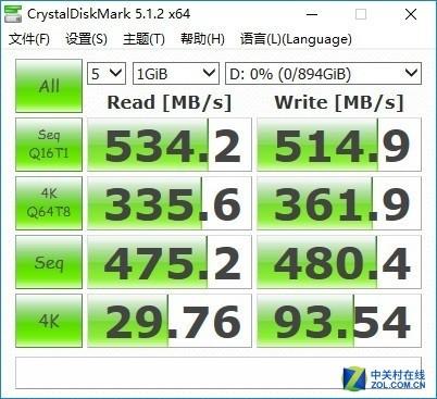 东芝SSD评测