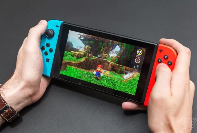 任天堂游戏_任天堂9个月内已经售出1000万台Switch游戏机_凤凰游戏