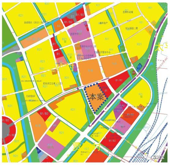 【規劃】金輝臨平新城西項目規劃公示,規劃8幢洋房+8圖片