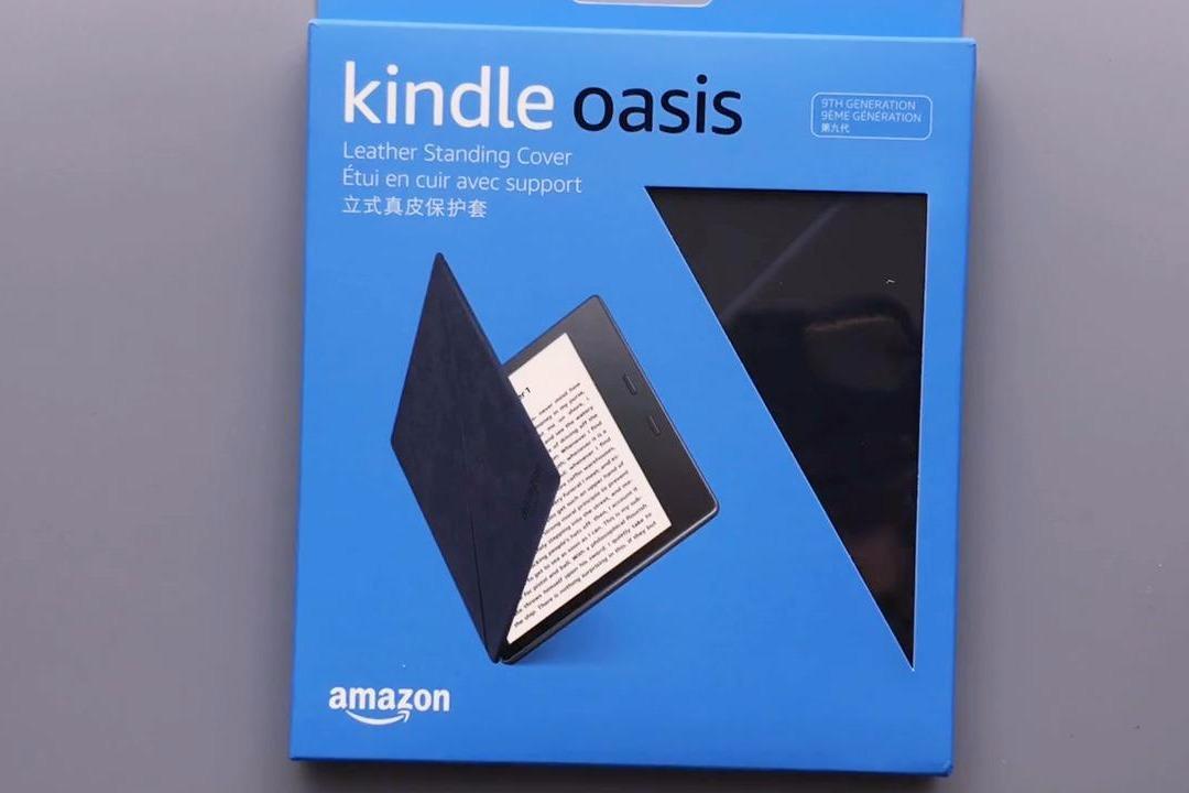 视频:499元买来的Kindle保护壳开箱,拿到手里才知道贵的理由!