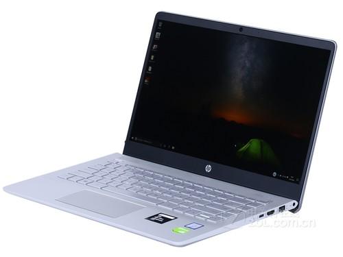 惠普PAVILION 14-BF116TX(2SL41PA) 酷睿8代处理器,5.4mm超窄边框,IPS高清屏,高性能显卡