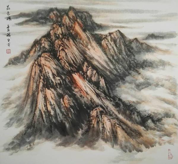 画家杨铁巨