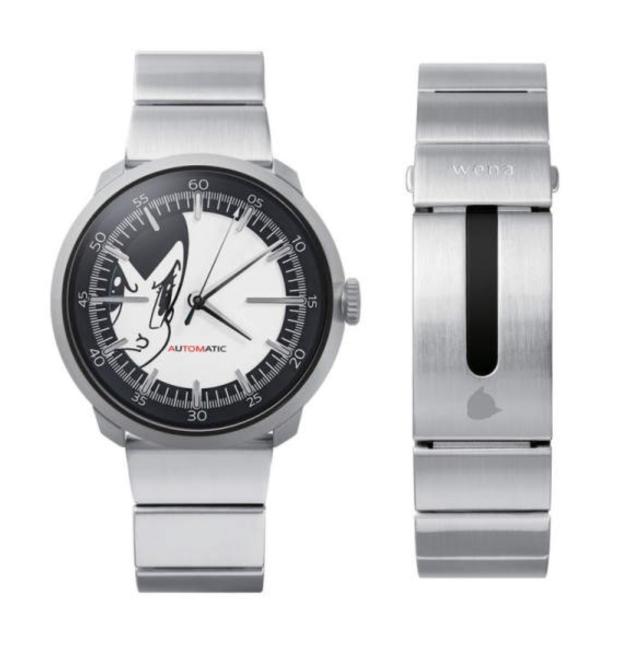 索尼發限量手表,帶上即變身鐵臂阿童木