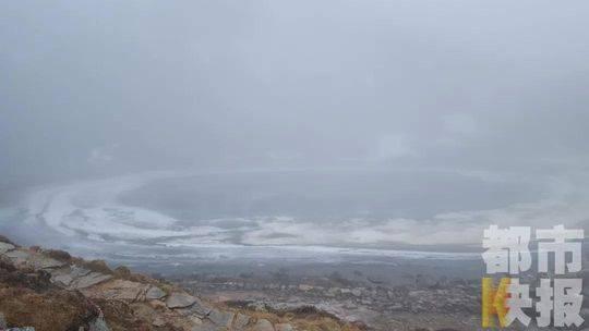 西安大學生太白山失聯超100小時 天氣惡劣救援推后