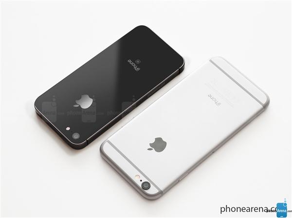 iPhone SE 2最新渲染外形曝光:刘海屏、iPhone 4式后背的照片 - 2