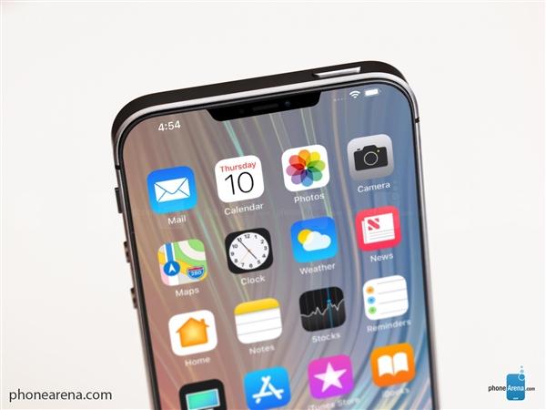iPhone SE 2最新渲染外形曝光:刘海屏、iPhone 4式后背的照片 - 3