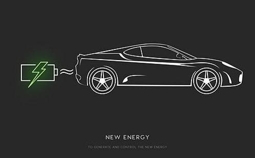 新能源汽车,了解一下.
