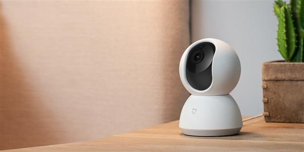 199元!全新小米米家智能摄像机云台版发布:升级1080p