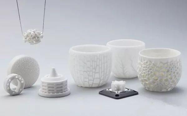 Formlabs為北美客戶提供陶瓷樹脂3D打印材料