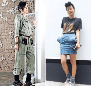 陳奕迅太太舊照清純可人,結婚後衣品越來越糟糕?(組圖)