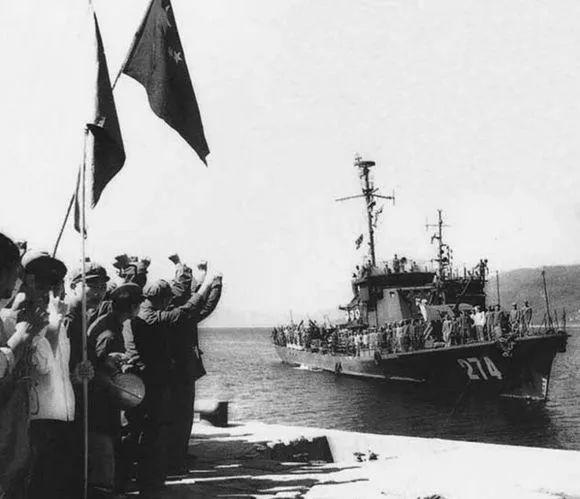 中越西沙海战_中越西沙海战 蒋公开放台湾海峡助战?