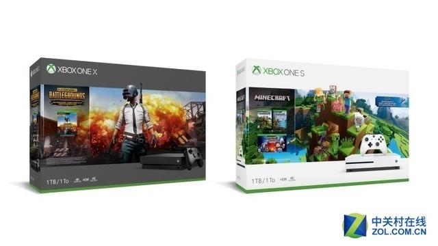 微软推《绝地求生》Xbox One同捆限定套装