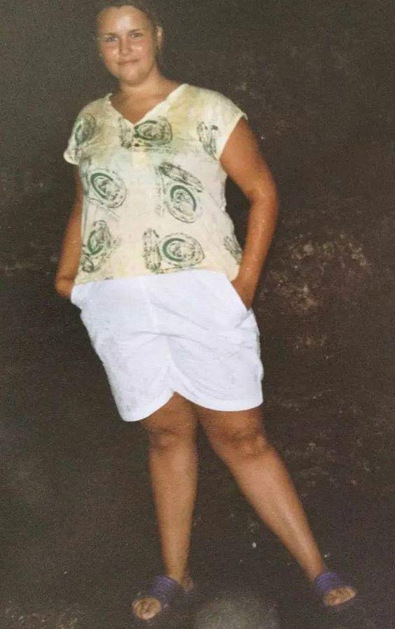 她曾因为体重250斤被嘲笑,减掉了130斤却被男同学追求!