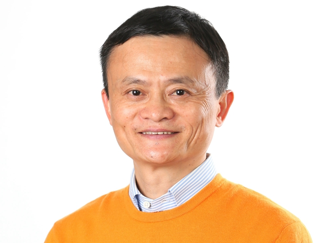 阿里巴巴董事局主席馬云 圖片來源:阿里巴巴集團官網