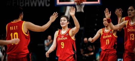 中国女篮胜塞内加尔获小组第二,复赛将战日本